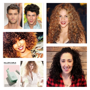 Curly Hair Advice and Inspiration, Including Products, Techniques, and Feeling Boss
