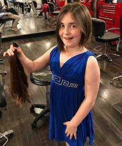 Locks Of Love at Crimson Hair Studio: Caroline